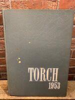 HARRIS TEACHERS COLLEGE St Louis Missouri 1953 Yearbook The Torch