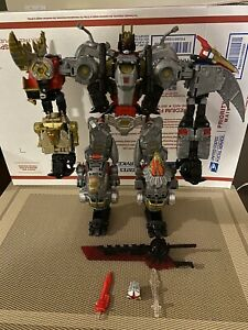 Transformers POTP Volcanicus combiner