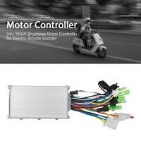 24V 350W Aluminium alloy Brushless Motor Controller for Electric Bike Scooter