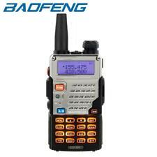 BAOFENG UV-5R Dual Band UHF VHF Two Way Radio Backlit LCD 128CH Walkie Talkie