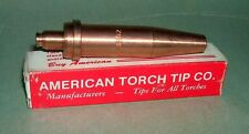 new American Torch Tip 1502-8