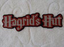 UNIVERSAL STUDIOS Harry Potter HAGRIDS HUT Die Cut Scrapbook Page Title SSFFDeb