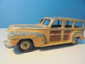DINKY TOYS ESTATE CAR, 344, c1954