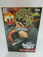 Banpresto My Hero Academia The Amazing Heores 3 Katsuki Bakugo figure Japan F/S