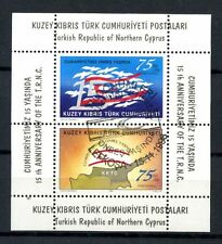 Turkish Cypriot Posts 1998 SG#MS485 Anniversaries Cto Used M/S #A35838