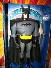 Justice League Unlimited 10 Inch Batman JLU Mattel DC Universe Animated Series