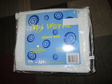 My World Construction  Full/Queen Sheet Set 200 thread count 100% cotton  New