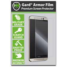 3x GARD® HTC PREMIUM CLEAR VIEW SCREEN PROTECTOR FOR HTC M9, M8