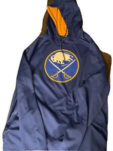Buffalo Sabres NHL Fanatics pullover hooded sweatshirt 2XL