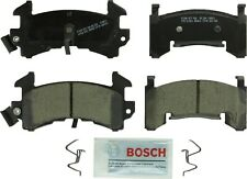 Disc Brake Pad Set-QuietCast Ceramic Pads with Hardware Front Bosch BC154
