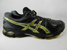 Asics Gel Nimbus 14 Size US 12 M (D) EU 46.5 Men's Running Shoes Black T241N