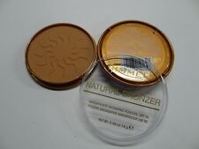 RIMMEL NATURAL BRONZER WATERPROOF SPF 15 022 SUN BRONZE  UK SELLER