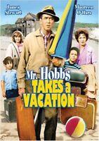 Mr. Hobbs Takes a Vacation [New DVD] Sensormatic