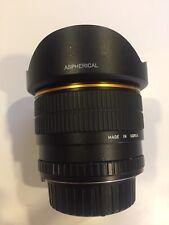 ProOPTIC 8mm f/3.5 Fish Eye Lens with Nikon Mount