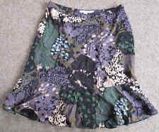 Boden Viscose Floral Flippy, Full Skirts for Women