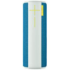 Logitech UE BOOM Ultimate Ears Wireless Bluetooth Speaker White / Blue