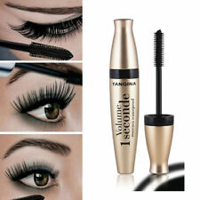 Waterproof Makeup 3D Fiber Long Curling Eyelash Mascara Extension Lasting Black
