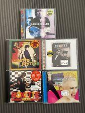 Roxette - 4 CD Sammlung * guter Zustand * & 1 CD Per Gessle