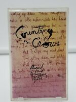 August and Everything After by Counting Crows (Cassette, Sep-1993, Geffen)