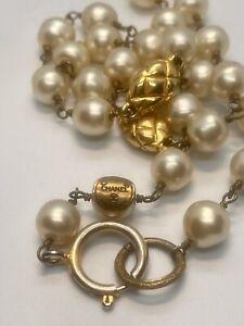 CHANEL Perlenkette Vintage