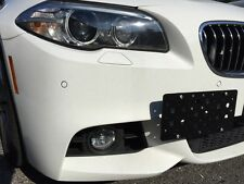 Bumper Tow Hook License Plate Mount Bracket For BMW 2 3 4 5 M X Z i Series