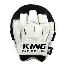 King- Box-Pratzen. aus Leder. sehr stabil. Training. Muay Thai. MMA. K1.