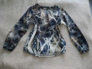 Biba - Shirt - Blusenshirt - Gr. 40 -