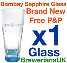 Single Original Bombay Sapphire Glasses 320ml Brand New 100% Genuine Official