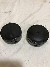 More details for ww2 raf/air ministry pilot headset headphone receivers ref 10a/13466