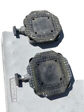 (pair) Cannon 2207003 Low Profile Swivel Base Downrigger Mount