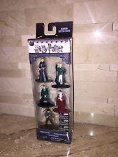 Harry Potter Nano Metalfigs Set Of 5