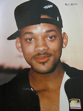 Will Smith, Jason Priestley, Double Full Page Vintage Pinup