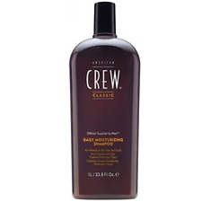 Shampoo Capelli Uomo Idratante AMERICAN CREW Daily Moisturizing Shampoo 1000 ml
