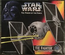 Star Wars The Power Of The Force Galactic Empires Tie Fighter  Item No 69775