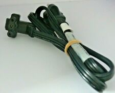 Used Dell Part # K2596 Laptop 3-prong AC Power Cord Tested!