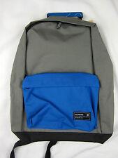 Element skate Laptop back pack premium blue gray book bag