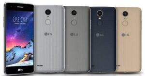 Box pack LG k4 2017 Unlocked 8GB Camera unlock Smartphone