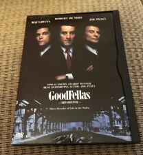 Like New - Goodfellas - Dvd 1997 / Ray Liotta / Robert De Niro / Joe Pesci
