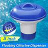 Chlorine Bromine Tablets Floating Dispenser Floater Spa Hot tub Swimming Pool U