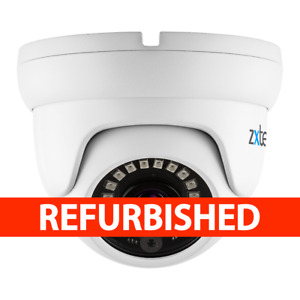 Refurbished Zxtech Atlas 4K 8MP PoE IP CCTV Camera