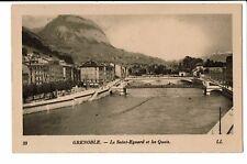 CPA-Carte postale - France --Grenoble- Le Saint Eynard et les Quais- S3112