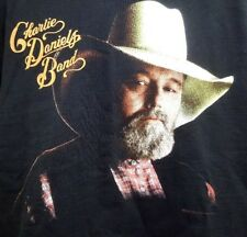 Vintage 90's 1997 Charlie Daniels Band Concert T-Shirt Men's L Country Music