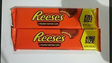 2x Reese's Peanut Butter Cup King Size 79g
