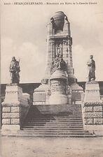Carte Postale - Besancon-les-Bains / Monument aux Morts de la Grande Guerre