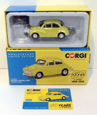 Vanguards 1/43 Model VA05808 Morris Minor Highway Yellow