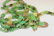 Chrysoprase Rectangle Beads 8x10x4.5 from Australia (5508)