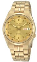 SEIKO 5 SNK574JC Mechanical Automatic Stainless Gold Men's Watch *Japan new
