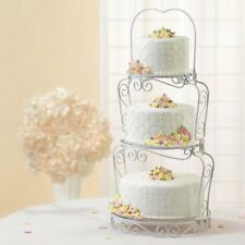 New Wilton Graceful Tiers Cake Stand 307-841