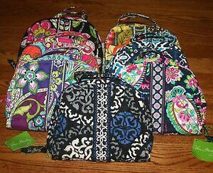 Vera Bradley JEWELRY ORGANIZER Travel case bag holder 4 tote carry on RETIRED