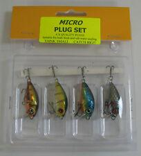 MICRO PLUG SET X 4